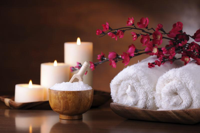 A $350 Cherry Blossom and Hot Stone Massage at the Park Hyatt can ease your weary feet after walking around the tidal basin. (Photo: iStock)