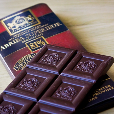 Flavonoids in 81 percent dark chocolate could accelerate weight loss as study has found. (Photo: Bean to Bar)