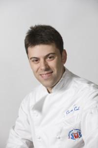 Giovanni Carlo is the new executive chef at Paolo's Ristorante. (Photo: Paolo's Ristorante)