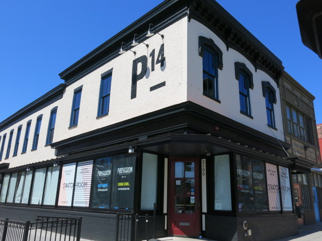 Provision No. 14 will open on 14th Street NW Monday with 25 percent off food until its grand opening on Wednesday. (Photo: Popville)