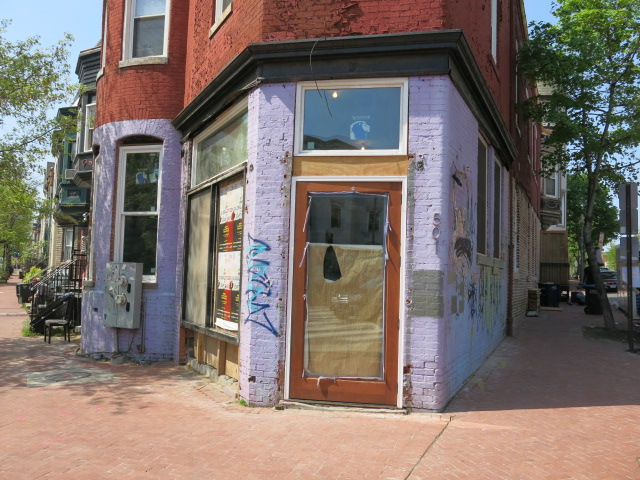 The Royal, a Colombian-influenced cafe from the owner of Vinoteca, will open in the former Royal Liquor Store in LeDroit Park. (Photo: Popville)The Royal, a Colombian-influenced cafe from the owner of Vinoteca, will open in the former Royal Liquor Store in LeDroit Park. (Photo: Popville)