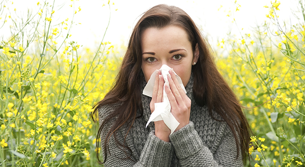Allergies this year are worse than ever this year with a late spring. (Photo: Penn State Hershey Medical Center)
