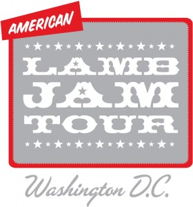 Lamb Jam in D.C. takes place Friday and Saturday. (Graphic: Lamb Jam)