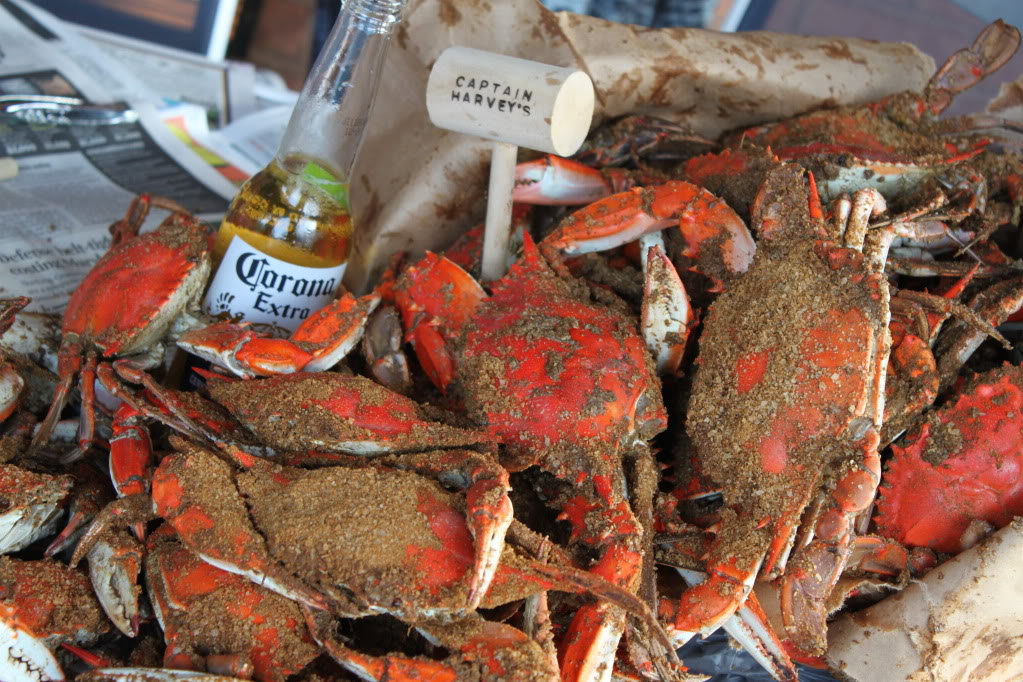 Policy will hold its fifth annual crab festival on May 24. (Photo: Love, Eat, Run)