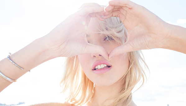 Prevent summer makeup meltdown with a matte-finish primer with SPF. (Photo: JNasty Gal)