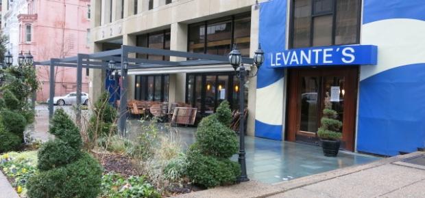 Ankara Turkish restaurant will replace Levante in Dupont. (Photo: Popville)