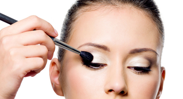 Using an eyeshadow primer with SPF will help keep your eyeshadow in place and prevent sun damage. (Photo: Beautylish)