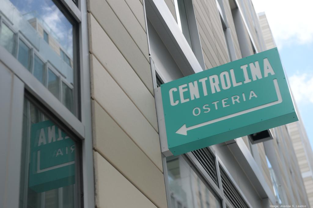 Centrolina's market will open May 26 and the restaurant on June 1. (Photo: Joanne S. Lawton)