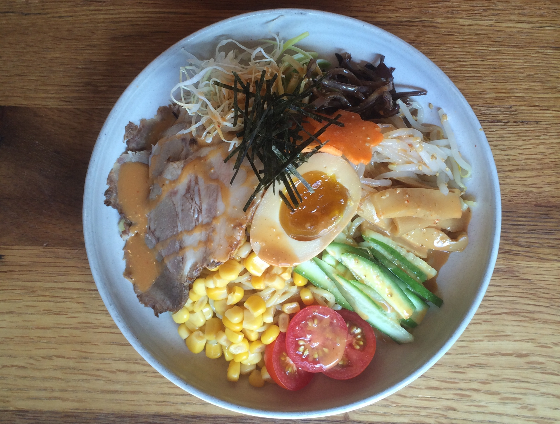 A bowl of ramen (Photo: Daikaya)