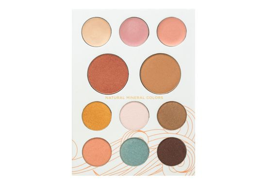 The perfect summer palette from Pacifica Beauty. (Photo: Pacifica Beauty)