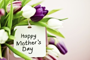 Happy Mother's Day to all moms!