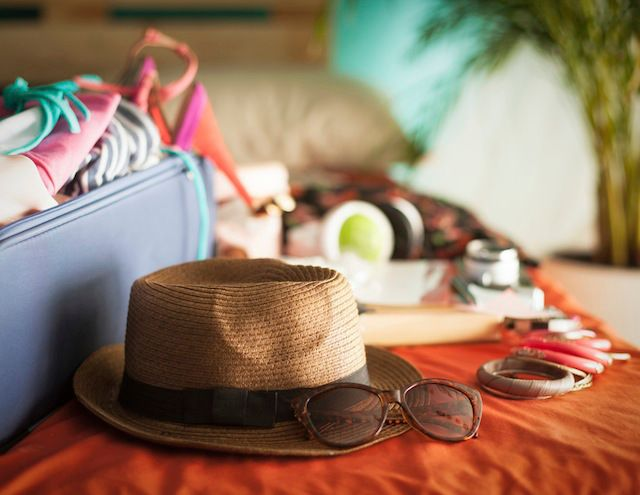 Don't forget to pack a wide-brimmed hat and sunscreen for your long weekend getaway. (Photo: Pinterest)