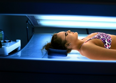 Artificial tanning is the cause of the rise in melanoma. (Photo: Dan Gleiter)