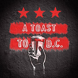 A Toast to D.C. takes place at Carnegie Library across from the convention center. (Image: Smithsonian at 8)