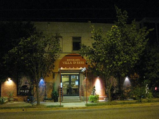 Hank's Pasta Bar will replace Villa d'Este in Old Town this fall. (Photo: Red Brick Town)