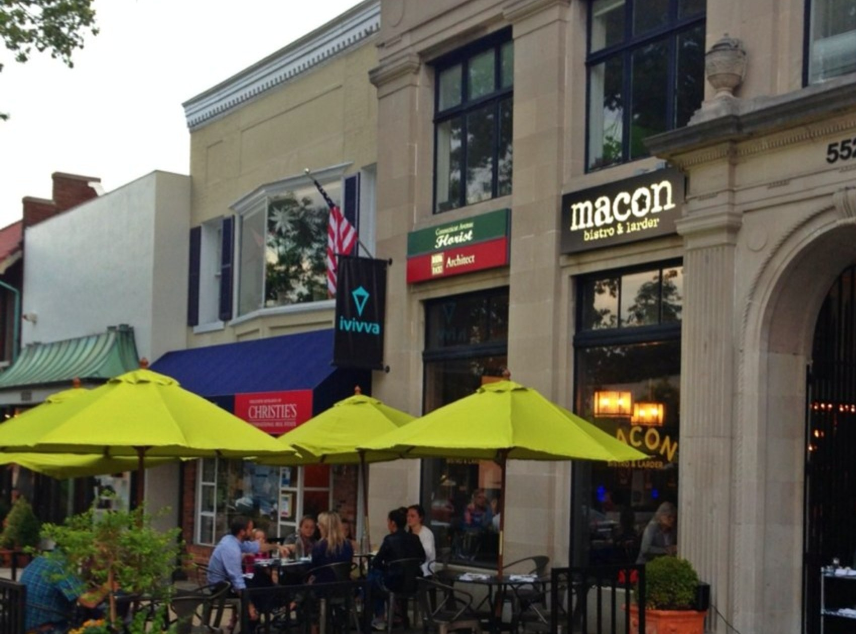 Macon Bistro & Larder will serve Sunday Supper the first Sunday of each month. (Photo: Urban Spoon)