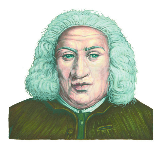 The 18th century polymath and longtime London resident Samuel Johnson (Image: Fotolibra)