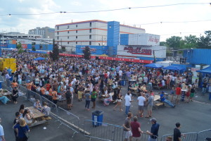 Summerfest D.C. comes to the Half Street Fairgrounds with beer, cider and wine. (Photo: Capital Brewfest)
