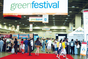 The Green Festival returns to D.C. for the 11th year. (Photo: Green Festival Expo)