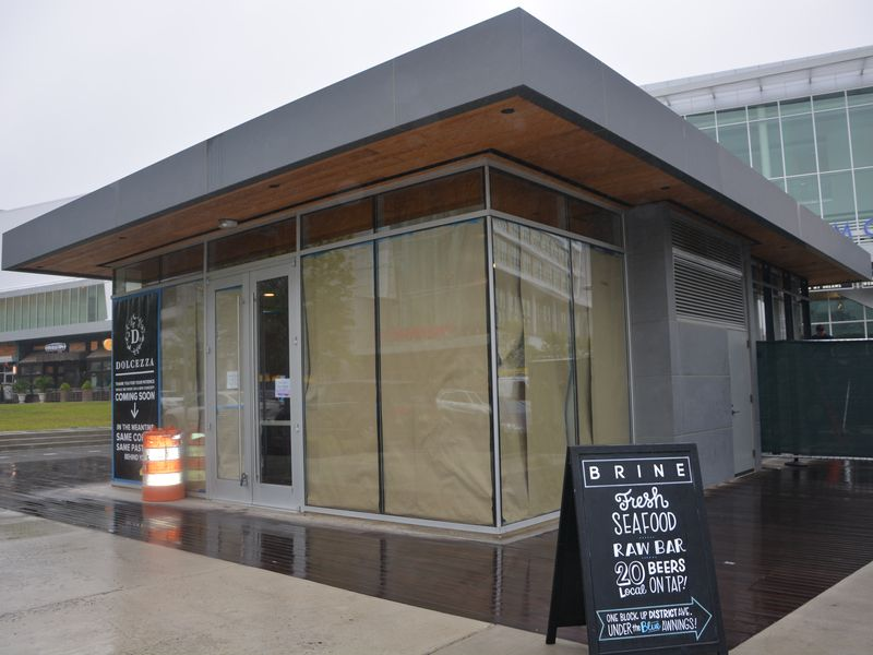 Dolcezza is converting its former coffee shop in the Mosaic District into the Mom and Pop sandwich shop. (Photo: Eater)