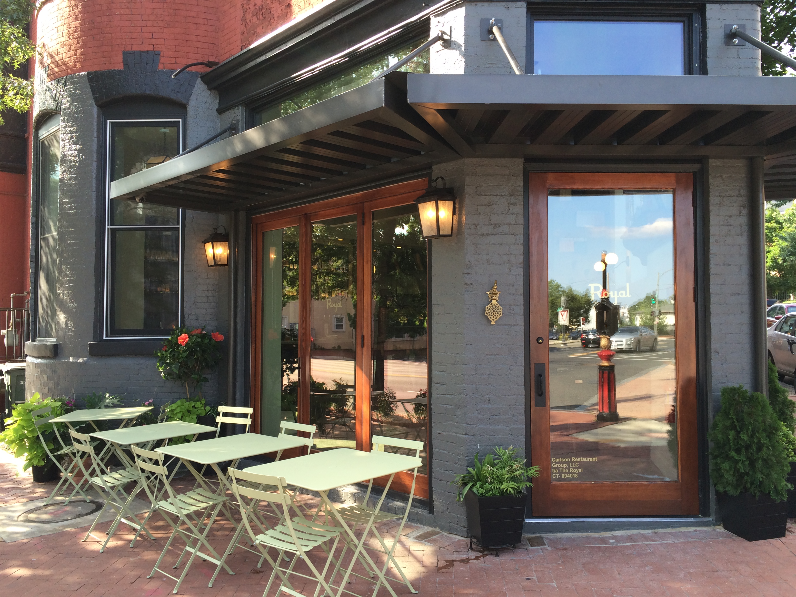 The Royal, from the owners of Vinoteca, opened in LeDroit Park this week. (Photo: The Royal)