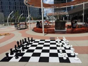 Tyson Corner Center's Plaza will become Neverland on Saturday. (Photo: Tysons Corner Center)