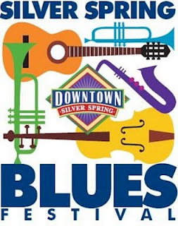The Silver Spring Blues Festival returns Saturday. (Photo: Silver Spring BID)