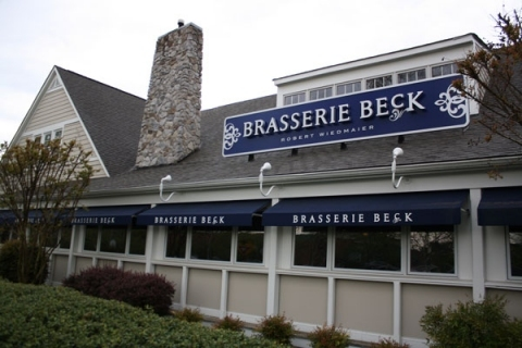 Brasserie Beck in Kentlands will become Boulevard Tavern. (Photo: Andrew Metcalf)
