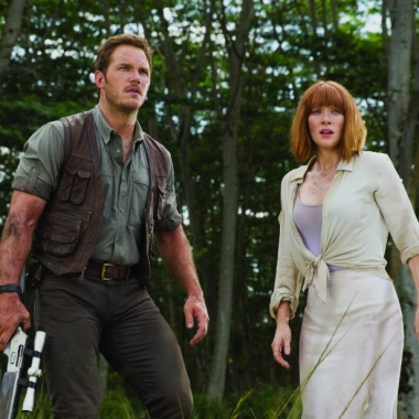 urassic World held onto its top spot for the third weekend in a row. (Photo: Chuck Zlotnick/Universal Pictures)