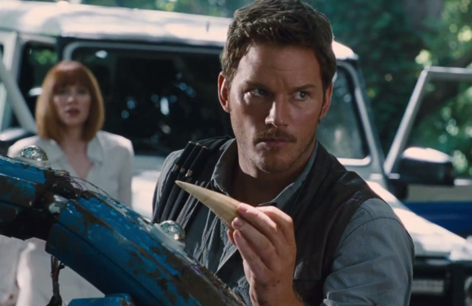 Jurassic World starring Chris Pratt set an all-time opening weekend record. (Photo: Chuck Zlotnick/Universal Pictures)