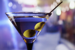 Friday is National Martini Day. (Photo: Little Rock Soiree)