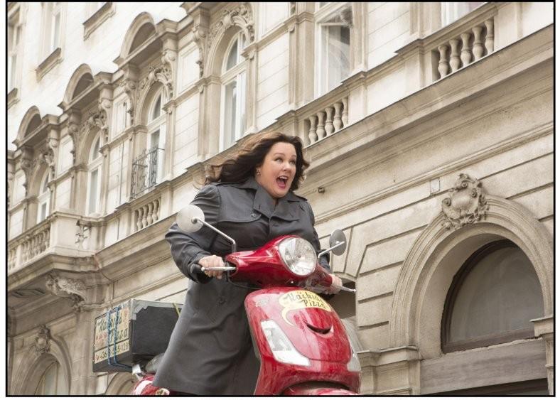"Melissa McCarthy stars in ""Spy."" (Photo: Larry Horricks/20th Century Fox)"