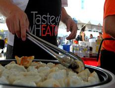 Sample food from 17 area restaurants at Taste of Wheaton. (Photo: Taste of Wheaton)