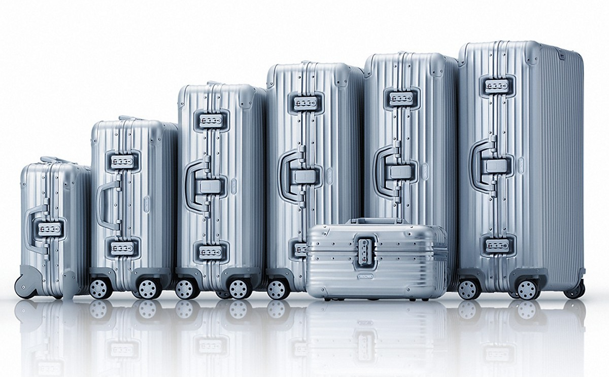 Rimowa luggage (Photo: Rimowa)