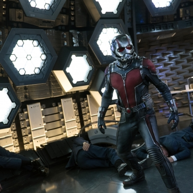 Paul Rudd stars in Marvel's Ant-Man. (Photo: Zade Rosenthal/Marvel)