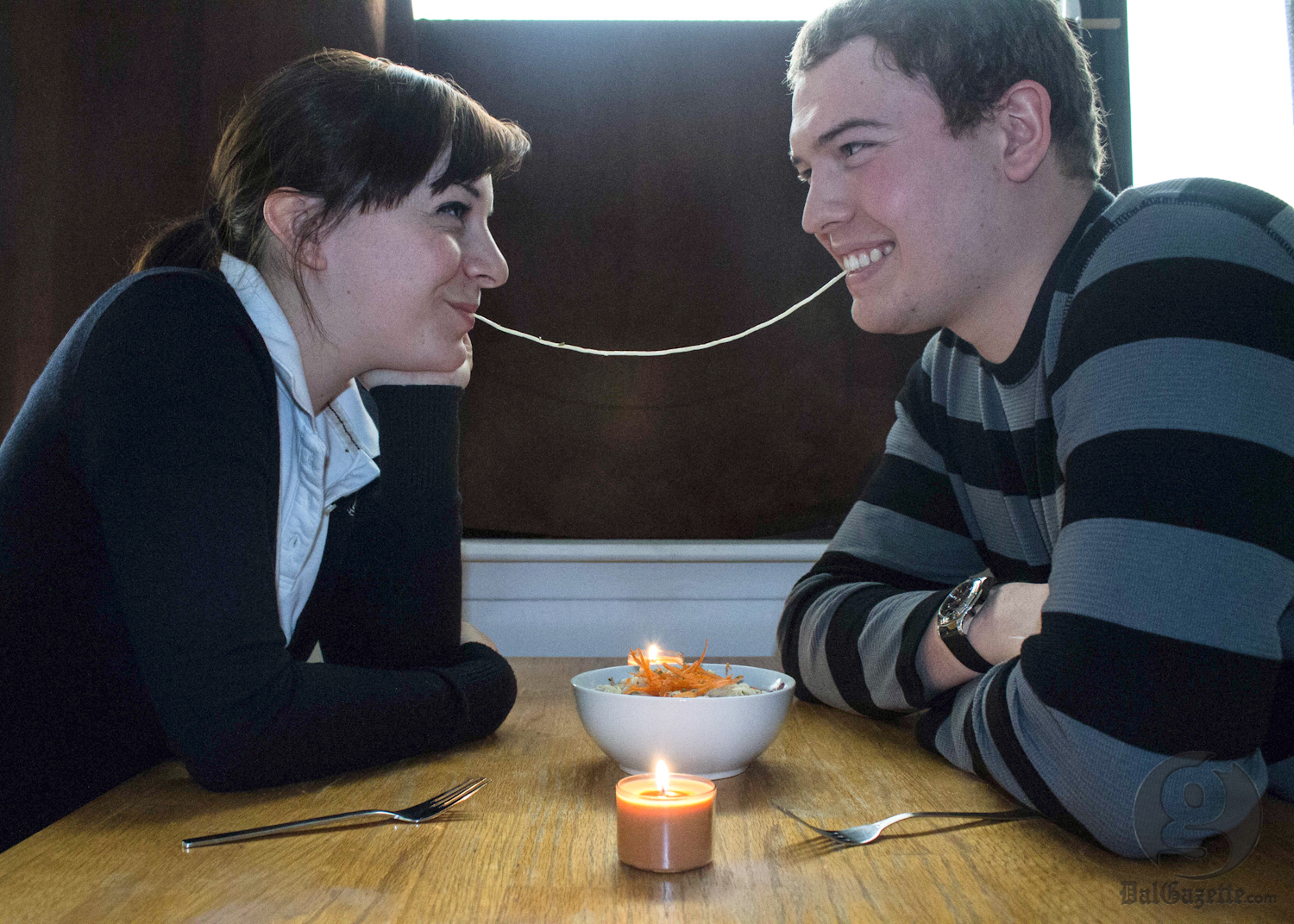 Cheap dates can  be great dates. (Photo: Amanda Rolfe)