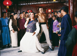 <em>Martial Club</em> will be shown during the Freer Gallery's Made in Hong Kong film series at 2 p.m. on Sunday. (Photo: Freer Gallery of Art)