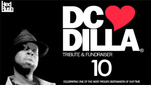 D.C. Loves Dilla includes a concert and after party Friday night at the Howard Theatre. (Photo: D.C. Loves Dilla)