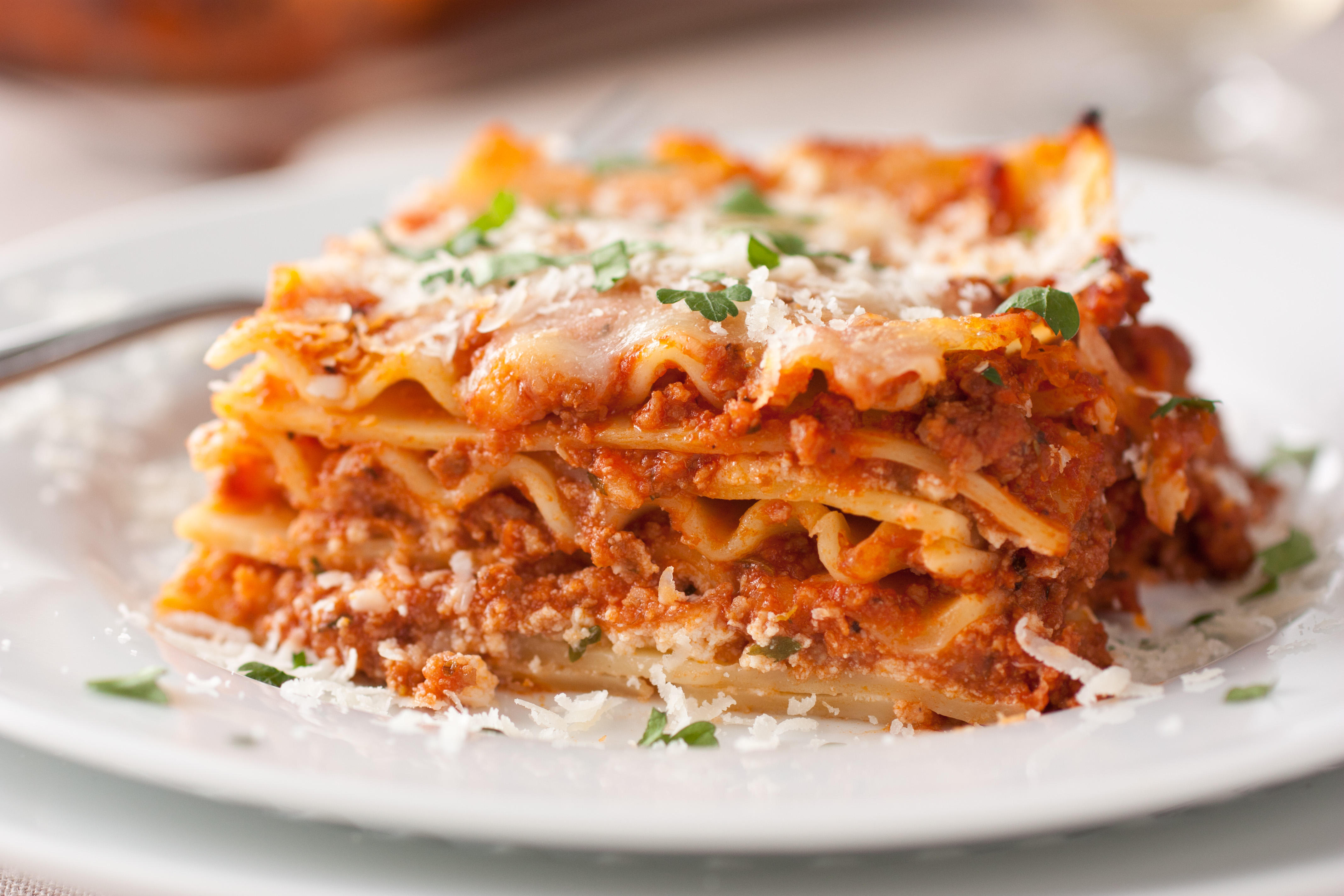 Centrolina will celebrate National Lasagna Day with four varieties of lasagna in its market on Wednesday. (Photo: Cooking Classy)