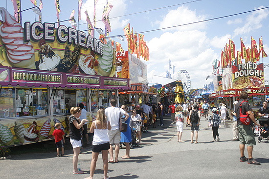 It's time for the Montgomery County Agricultural Fair. (Photo: Katie Maciocha)