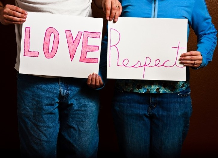 Respect is just as important as love in a relationship. (Photo: Josh Kenzer/Flickr)