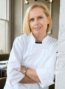 Valerie Hill is Nopa Kitchen + Bar's new pastry chef. (Photo: Rey Lopez)