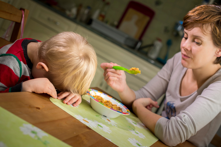 Children who are overly picky may have mental issues or ADHD. (Photo: Mark Umbrella/ShutterStock)