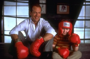 "Bruce Willis and Spencer Breslin star in Disney's ""The Kid,"" which will be shown at National Harbor on Sunday. (Photo: Disney)"
