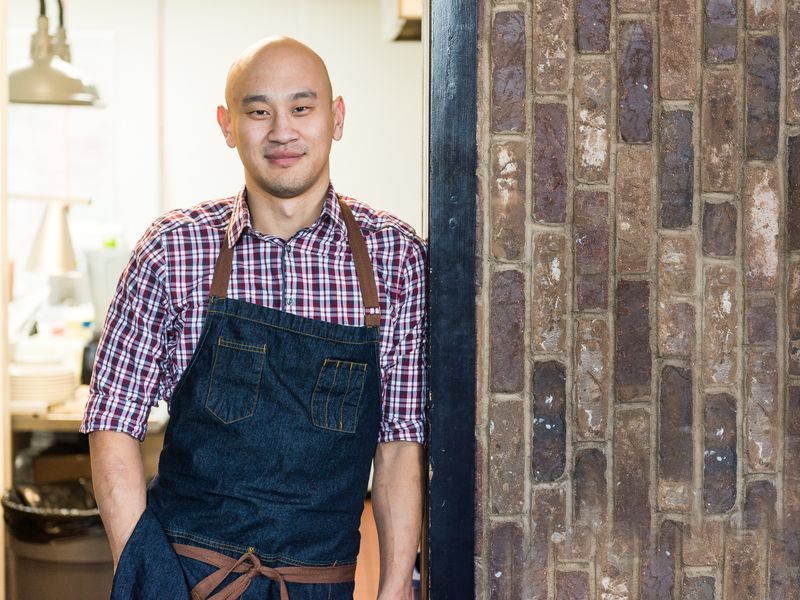 Tim Ma will open his first D.C. restaurant. (Photo: Water & Wall)