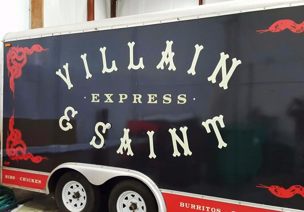 Villain & Saint's new food trailer will be parked at the Farm Women's Cooperative Market in Bethesda. (Photo: Villain & Saint)