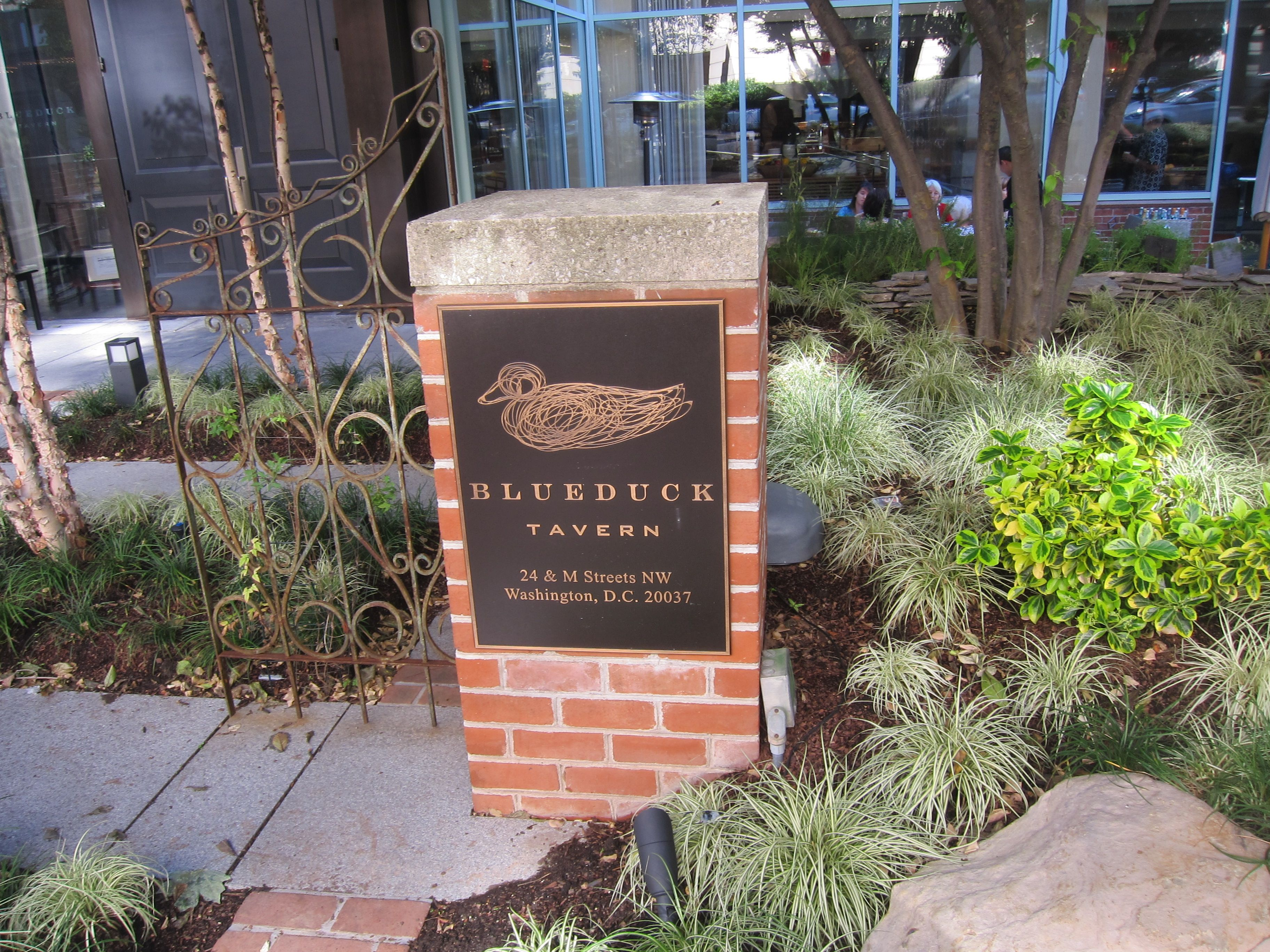 Blue Duck Tavern at the Park Hyatt Washington has lost its executive chef and pastry chef. (Photo: Endo Edibles)