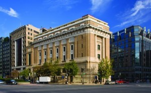 Admission to the National Museum of Women in the Arts in downtown D.C. is free as part of Museum Day Live! on Saturday. (Photo: National Museum of Women in the Arts)