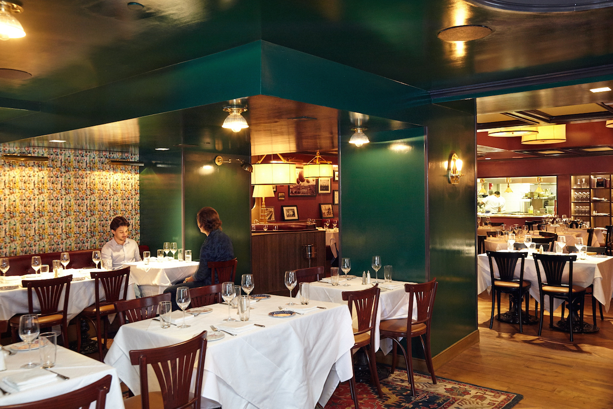 The Riggsby will host a five-course wine dinner on Thursday. (Photo: Jeff Elkins)