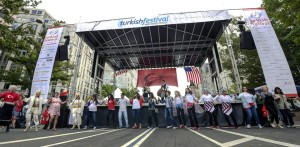 The Turkish Festival will take over Pennsylvania Avenue on Sunday. (Photo: Turkish American TV)